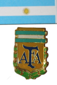 Argentina AFA FIFA World Cup Metal Lapel Pin Badge New
