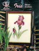 Iris (Sheer Ecstasy) - Cross Stitch Pattern
