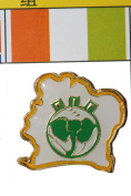 Ireland FIFA World Cup Metal Lapel Pin Badge New