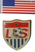 USA FIFA World Cup Metal Lapel Pin Badge New