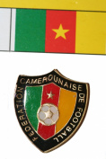 Cameroon FIFA World Cup Metal Lapel Pin Badge New