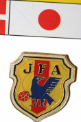 Japan FIFA World Cup Metal Lapel Pin Badge New