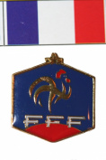 France FFF FIFA World Cup Metal Lapel Pin Badge New