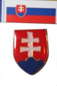 Slovakia FIFA World Cup Metal Lapel Pin Badge New