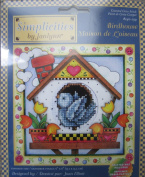Birdhouse Counted Cross Stitch Kit