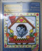 Birdhouse Counted Cross Stitch Kit