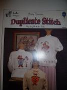 Beary American Duplicate Stitc H