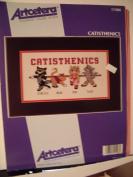 Catisthenics Cross Stitch