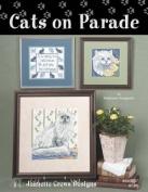 Cats on Parade - Cross Stitch Pattern