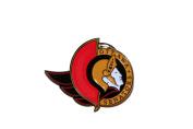 Ottawa Senators NHL Hockey Logo Lapel Pin Badge ... 2.5cm X 2.5cm ... New