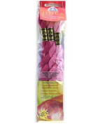 Pearl Cotton Skeins Kit - Set No. 007 - Colour Nos. 600, 603, 605 - Rose Shades