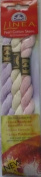 Pearl Cotton Skeins Kit - Set No. 009 - Colour Nos. 211, 746, 818