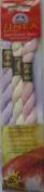 Pearl Cotton Skeins Kit - Set No. 009 - Colour Nos. 211, 746, 818