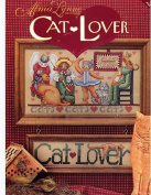 Cat Lover Cross Stitch