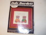 Dale Burdett Pitiful Pals 1985 Cross Stitch Kit