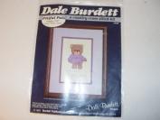 "Dale Burdett Pitiful Pals ""Happy Pal"" 1985 Cross Stitch Kit"