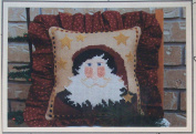 Warm & Woolly Santa