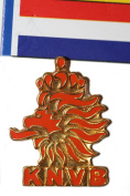 Netherlands Holland KNVB FIFA World Cup Metal Lapel Pin Badge New