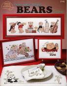 Bears (Donna Kooler) - Cross Stitch Pattern