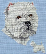 Pegasus Originals Westy Counted Cross Stitch Chart Pack
