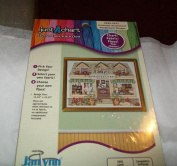 justAchart - Counted Cross Stitch Chart - Needlework Shoppe