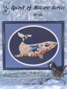 Pegasus Originals Whale Counted Cross Stitch Leaflet