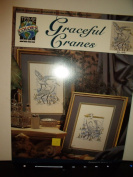 Graceful Cranes Cross Stitch