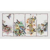 Janlynn Counted Cross Stitch Kit