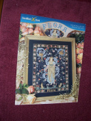 Flora Counted Cross Stitch Chart