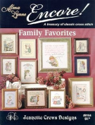 Encore! Family Favourites - Cross Stitch Pattern