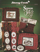 Season of Joy Counted Cross Stitch Booklet