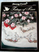 TIDINGS OF PEACE - LEAFLET 67 - STONEY CREEK COLLECTION CROSS STITCH