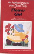 Flower Girl Applique Pattern by Yours Truly