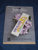 """1993 Designs for the Needle """"Words"""" Cross-Stitch Book Mark Kit 2022"""
