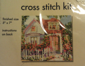 Crafter's Square Coming Home Cross Stitch Kit