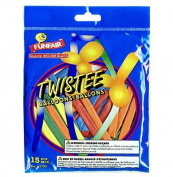 Funfair 10 Balloons Twistees