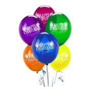 Happy Chanukah Balloons