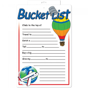 Beistle 54526 Bucket List Party Graph, 50cm by 34cm