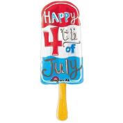 July 4th Popsicle Super Shape