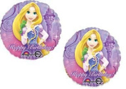 Disney Princess Rapunzel Tangled Two 46cm Balloon Set