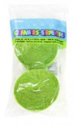 Lime Green Party Supplies - Crepe Paper Streamers (2 Pack) 162 ft total length