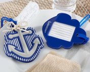"""Kate Aspen """"Anchors"""" Away Luggage Tag"""