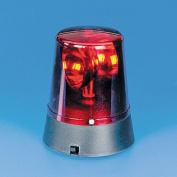 Plastic Red Flashing Mini Beacon Light