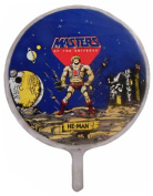 1983 He-Man Masters of the Universe 46cm Mylar Party Wall Hanging