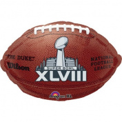 Super Bowl 2014 Football Super Shape XL