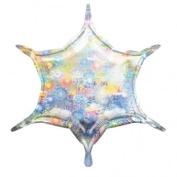 Amscan 6-Point Star Balloon