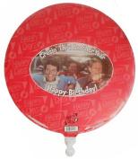 """Happy Days """"Crusin' Thru Another Year Happy Birthday!"""" Mylar Balloon - Richie Cunningham, Ralph Malph, and Potsie"""