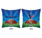 NFL Houston Texans Square 46cm Mylar Balloon