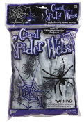 Spider Web - 12 Spiders - White - 240 Grammes