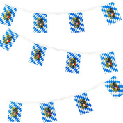 Bavarian Flag 16 Foot Banner
